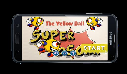 Super Oscar The Yellow Ball