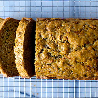 Zucchini Bread With Nutmeg Recipes
