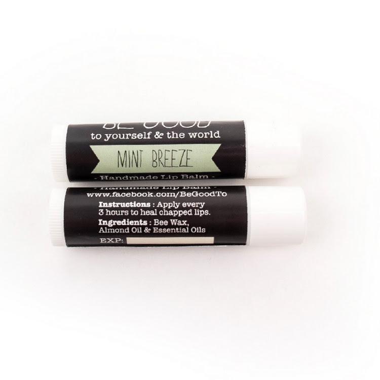 Lip Balm - Mint Breeze