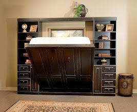 Photo: Metropolitan panel bed
