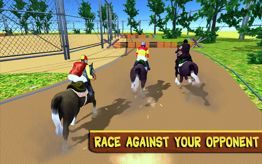 Racing Horse Championship 3D 2.2 Screenshots 4