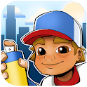 3D Train Castle Kids Surf  Run icon