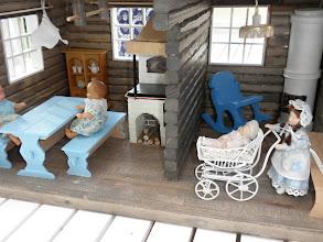 Photo: Talo 45 Mummon mökki 2 sisäkuva