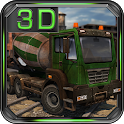 Train Station 3D Parking icon