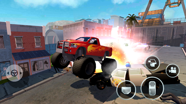 The Grand Wars: San Andreas apk screenshot