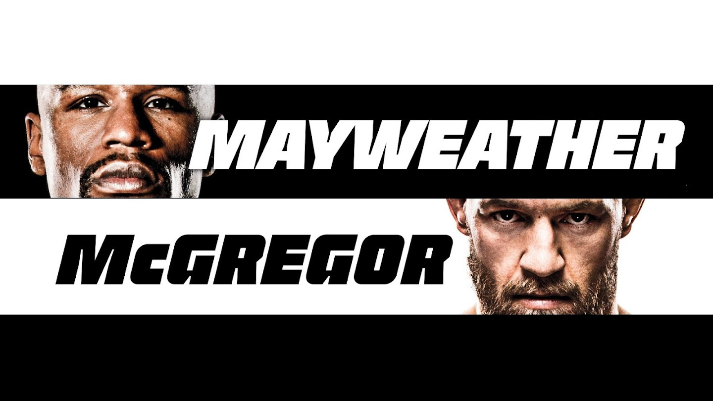 Watch Mayweather vs. McGregor: Weigh-in live