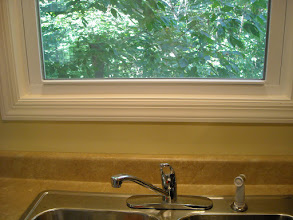 Photo: View from Kitchen Sink Area