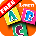 Learn Writing Alphabets ABC icon