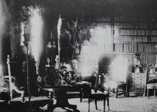 Foto original del fantasma de Lord Combermere