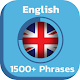 English 1500+ Most commonly used phrases for free! apk