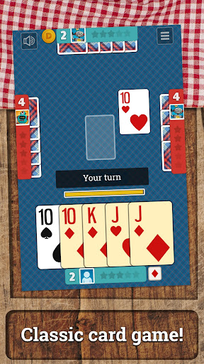 Euchre Free: Classic Card Game Screenshot