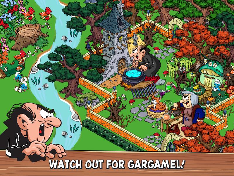 Smurfs' Village Screenshot 11