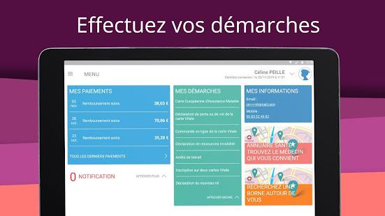Download Full ameli, l'Assurance Maladie 13.0.2 APK