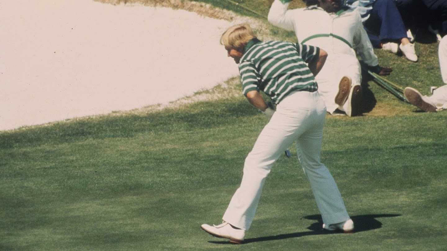 Watch The Masters: Jack! live