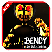 New Bendy devil & ink Machine Horror game