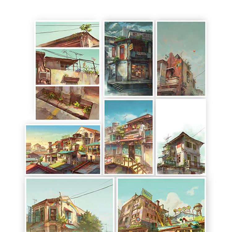 <loka made :Postcard Vol.4>