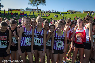 Photo: Girls Varsity - Division 1 44th Annual Richland Cross Country Invitational  Buy Photo: http://photos.garypaulson.net/p268285581/e4606af06
