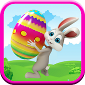 Easter Bunny Game: Kids- FREE!