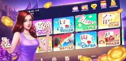 Gaple Domino Qiuqiu Poker Capsa Ceme Game Online Free Android App Appbrain