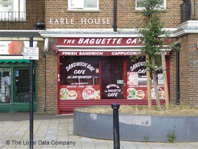 the baguette on the village cafe tearoom in charlton london se7 8ud cafe tearoom in charlton london se7 8ud
