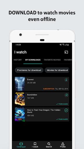 MEGOGO - TV and Movies screenshot 4