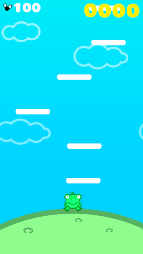 The Toad Jumps