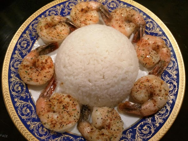 Serve with rice, potatoes or other side dish(s). I like to serve with jasmine...