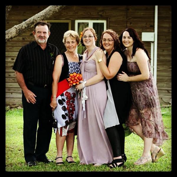 Photo: Bobby, margaret, helen, peta & joanne