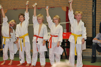 Photo: Nik, Levi, Marijn, Berit, Jelle