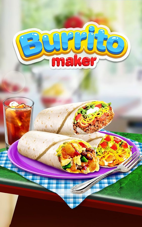 Burrito Maker- screenshot