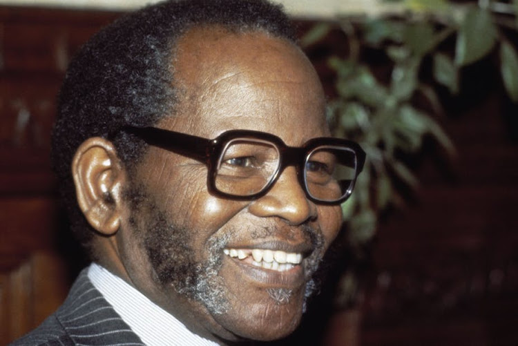 Multi-talented: A host of local and international musicians, poets, authors, politicians and intellectuals are involved in a project to honour the late ANC leader Oliver Tambo. Picture: REUTERS