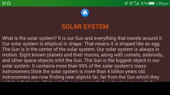 Solar System Secrets - náhled