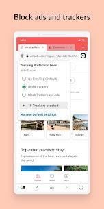 Vivaldi Browser Snapshot 3.5.2115.93 MOD APK (ADs FREE) 1