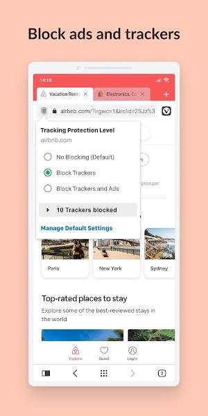 Vivaldi Browser Snapshot