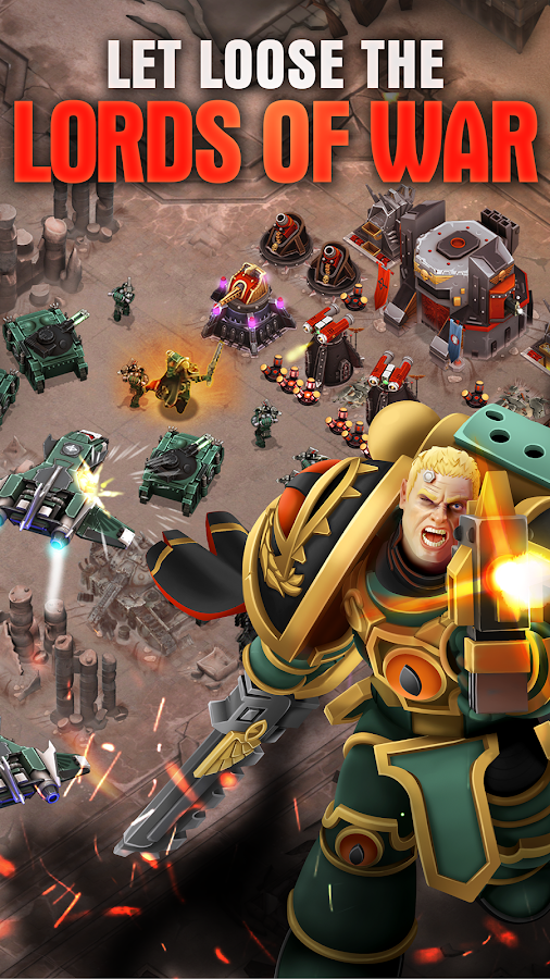 The Horus Heresy: Drop Assault- screenshot
