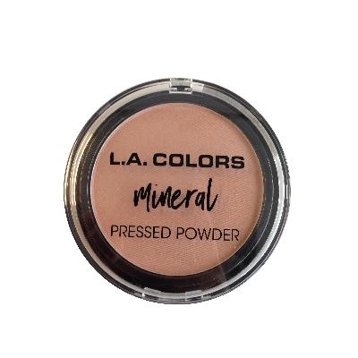 Compacto La Colors Mineral Natural Beige