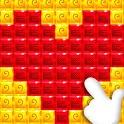 Egypt Blast - Pharaoh Crush Cubes & Toys Blocks icon