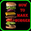 Burger Recipes icon