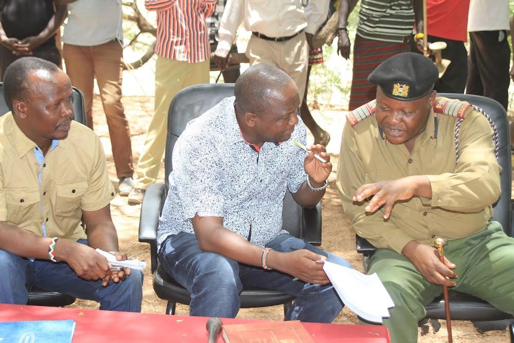 'Fake news' Baringo chief denies sacking