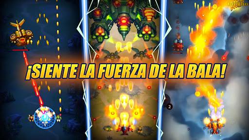 HAWK: Juegos de naves espaciales de guerra screenshot 3