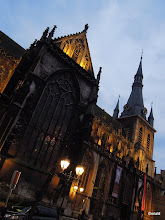 Photo: Liege cathedral