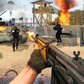 Sniper Combat Counter Strike