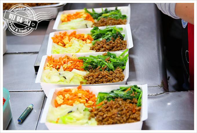 桌上賓中式快餐飯盒