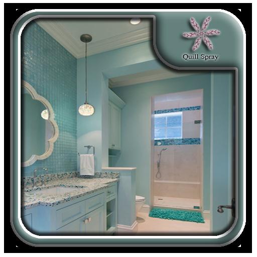 Bathroom Shower Window