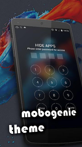 Mobogenie Theme (Authorized) 3.9.7 Screenshots 4