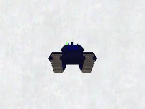 Cursed tank