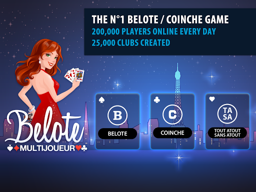 Belote Multiplayer - screenshot