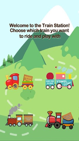 android Train Game For Kids Screenshot 0