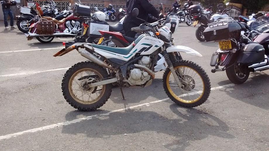 Yamaha Serow XT250                 2007