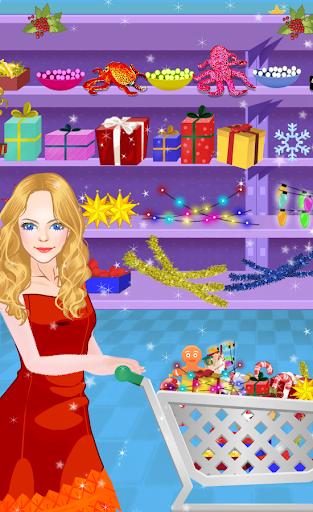 Princess Christmas Shopping screenshots 13